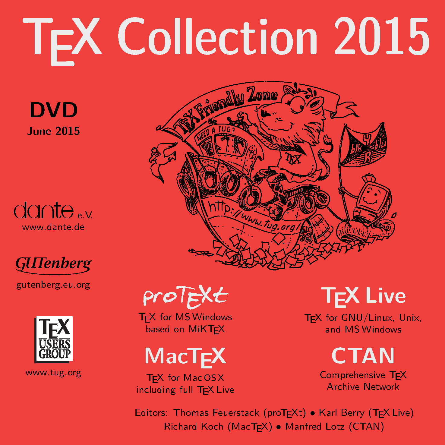 TeX Collection 2015
