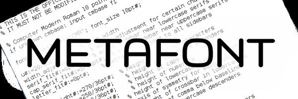 CTAN: Package Metafont